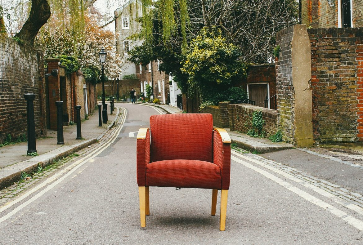 Downsizing Before a Move? Here's How To Get Rid of Your Furniture